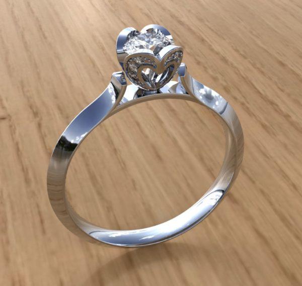 Женские кольца    Н1153