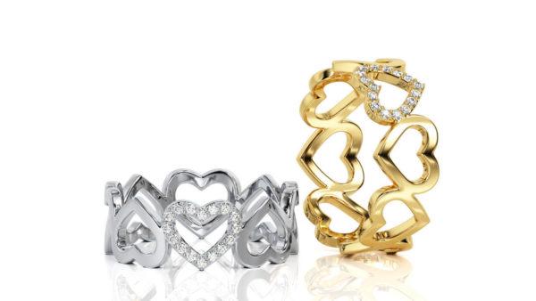 Женские кольца    Н1150