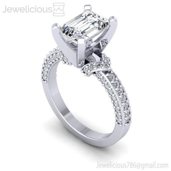 Женские кольца  Н1139
