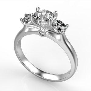 Женские кольца    Н1147