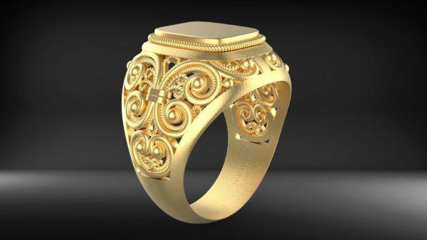 Мужские кольца   Н1143