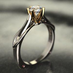 Женские кольца  Н1125