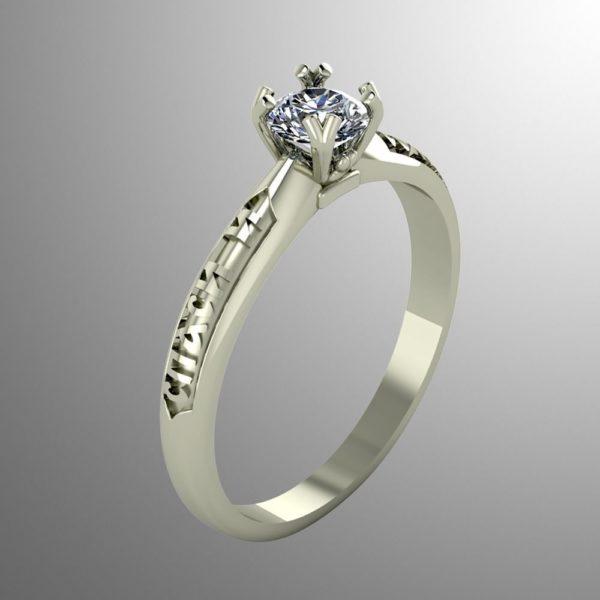 Женские кольца  Н1131