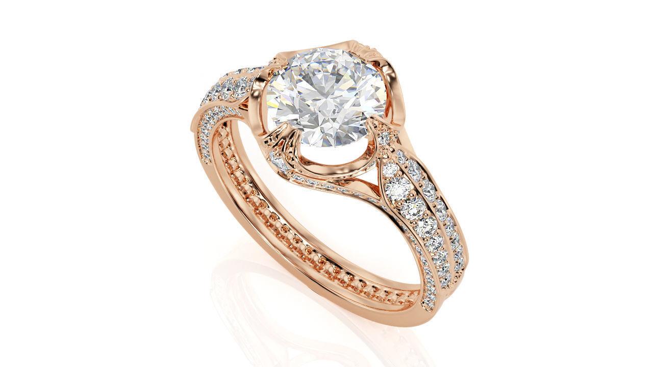 Женские кольца    Н1149