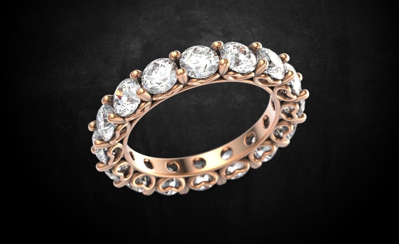 Женские кольца    Н1144