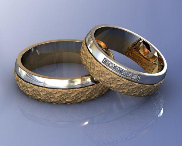 Женские кольца  Н1170