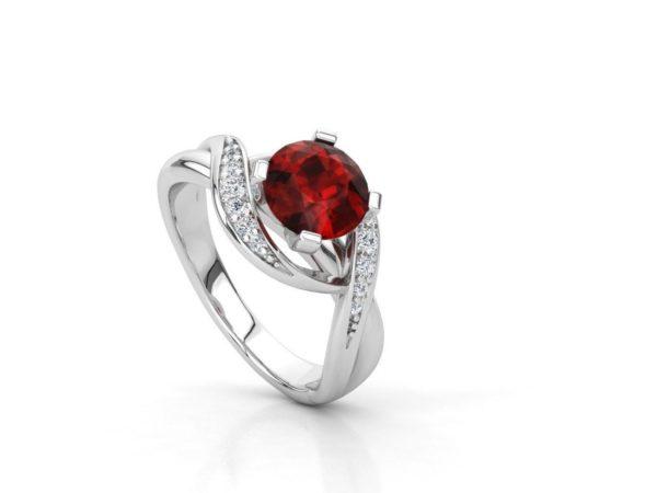 Женские кольца  Н1137