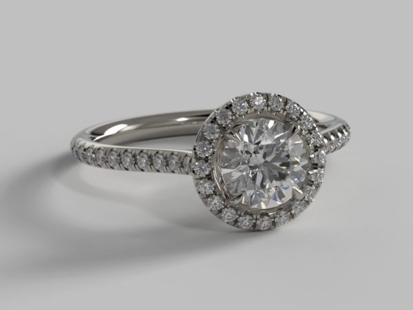 Женские кольца  Н145