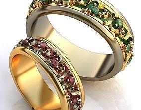 Женские кольца   Н053