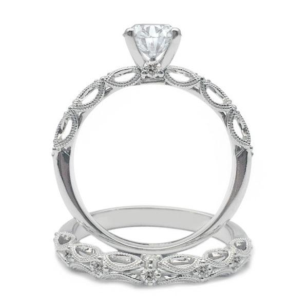 Женские кольца Н031