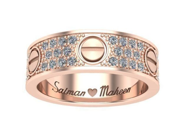 Женские кольца Н017
