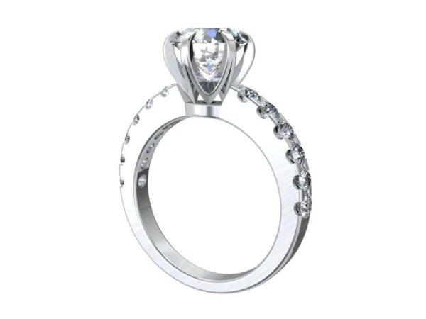 Женские кольца  Н067