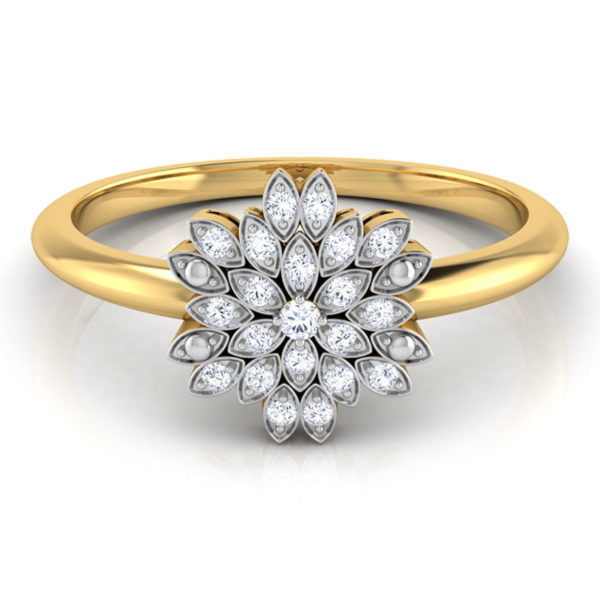 Женские кольца Н038