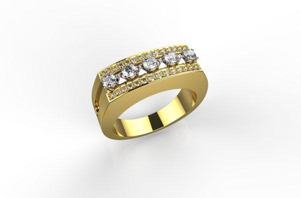 Мужские кольца  Н146