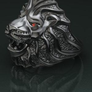 Мужские  кольца   Н015