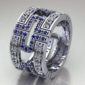 Мужские  кольца   Н016