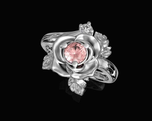 Женские кольца   Н167