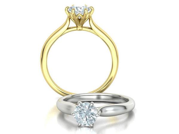 Женские кольца  Н142