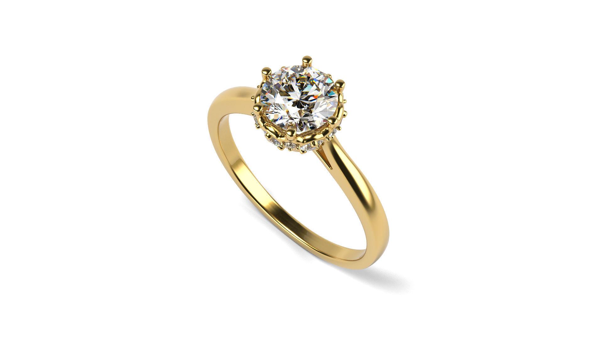 Женские кольца   Н061