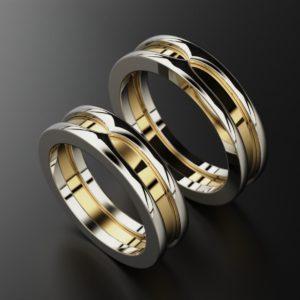Женские кольца  Н186