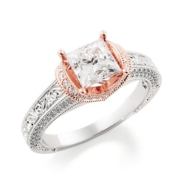 Женские кольца   Н012