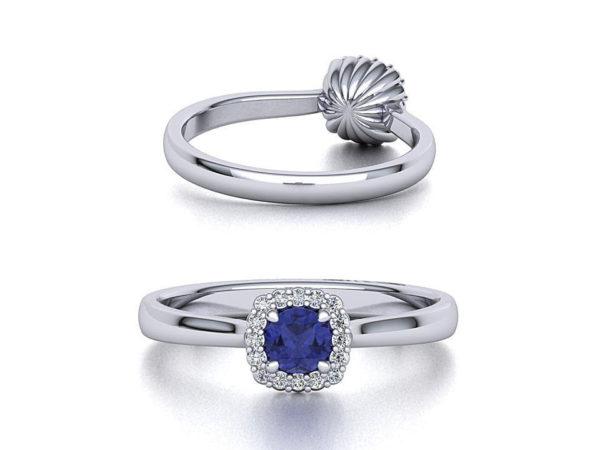 Женские кольца  Н188