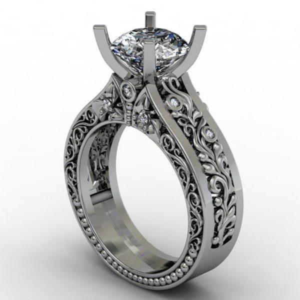 Женские кольца Н019