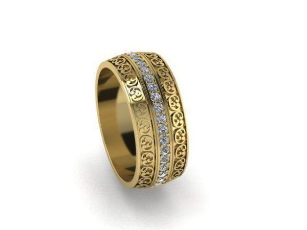 Женские кольца Н036