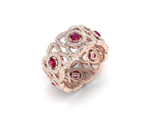 Женские кольца   Н168