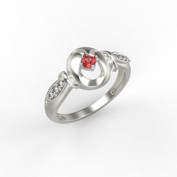 Женские кольца  Н071