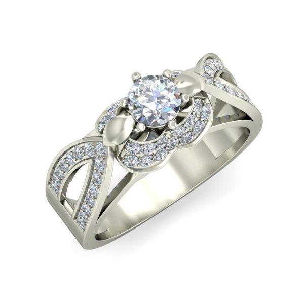 Женские кольца  Н069