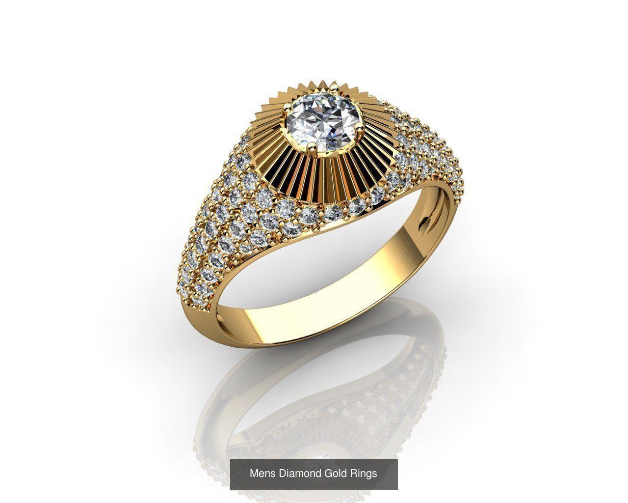 Женские кольца  Н219