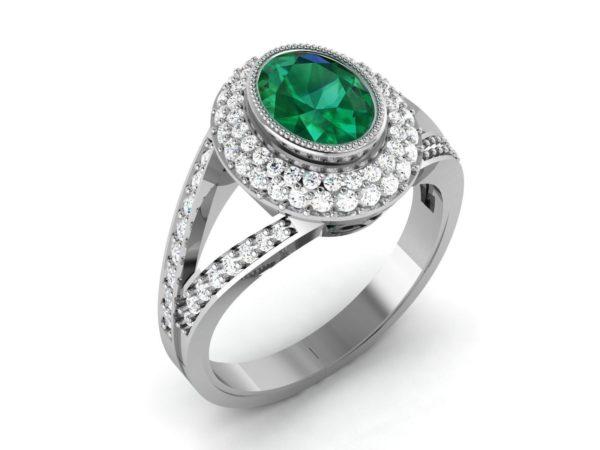 Женские кольца  Н212