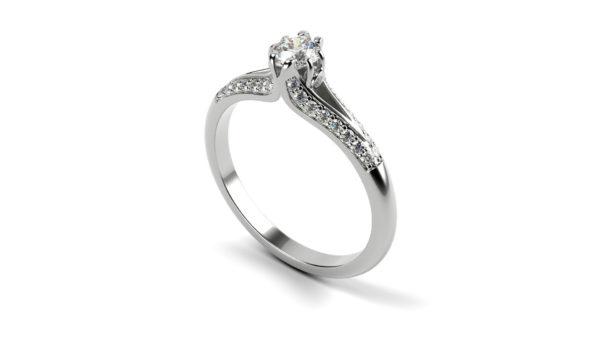 Женские кольца  Н236