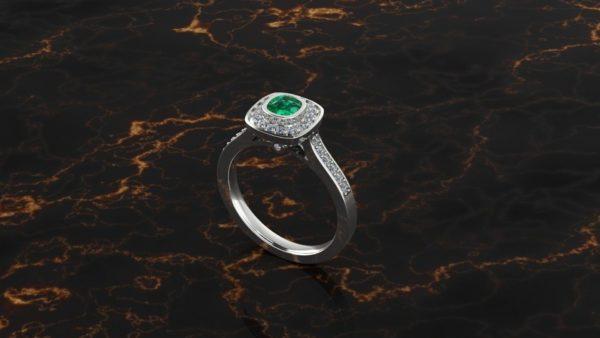 Женские кольца Н222