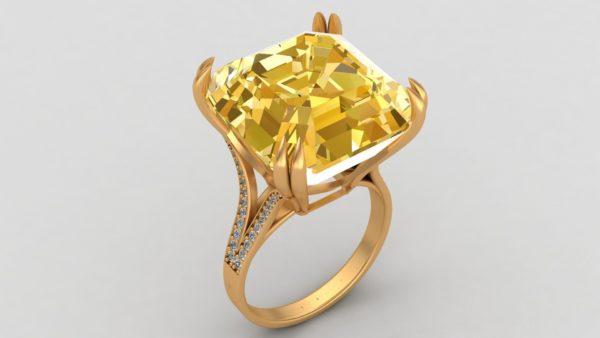 Женские кольца  Н205