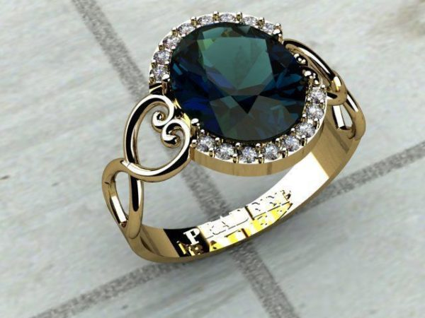 Женские кольца  Н239